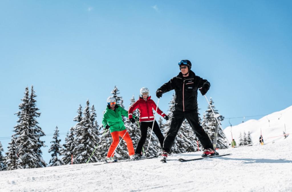 cursillo de ski