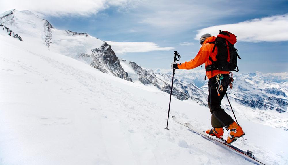 Esquí de travesia