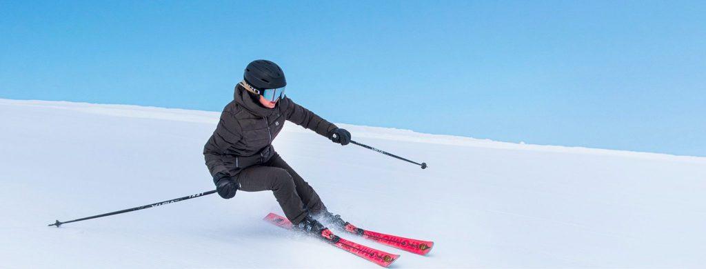 ski lessons Sierra Nevada